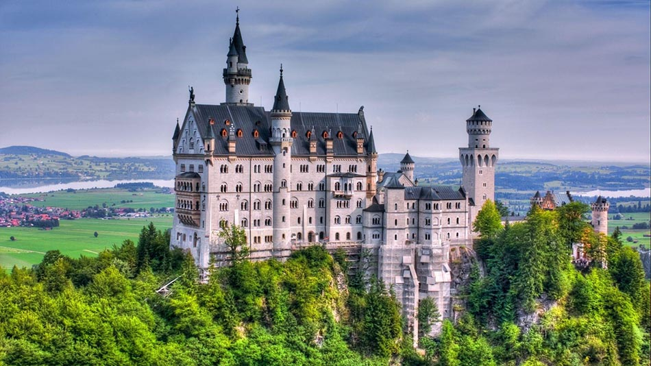 Schloss Neuschwanstein 950