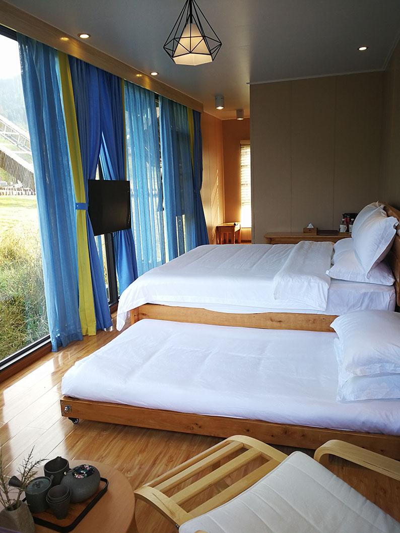 23-亲子房大小床