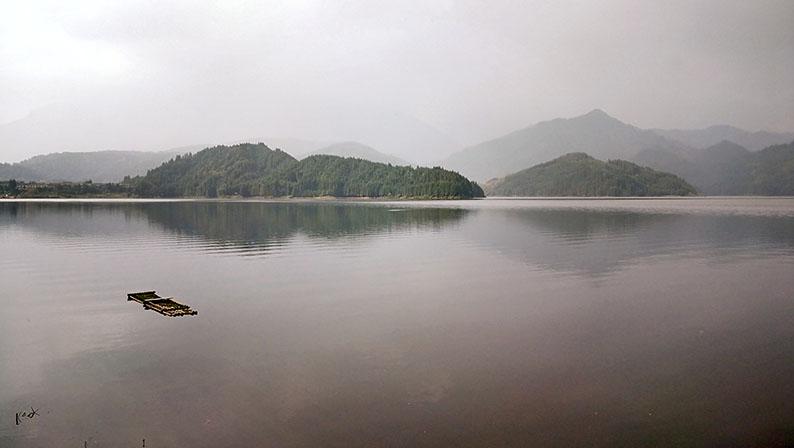 33-雅女湖风光