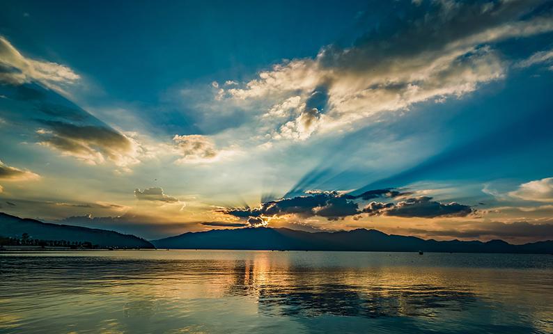 抚仙湖禄充风景1