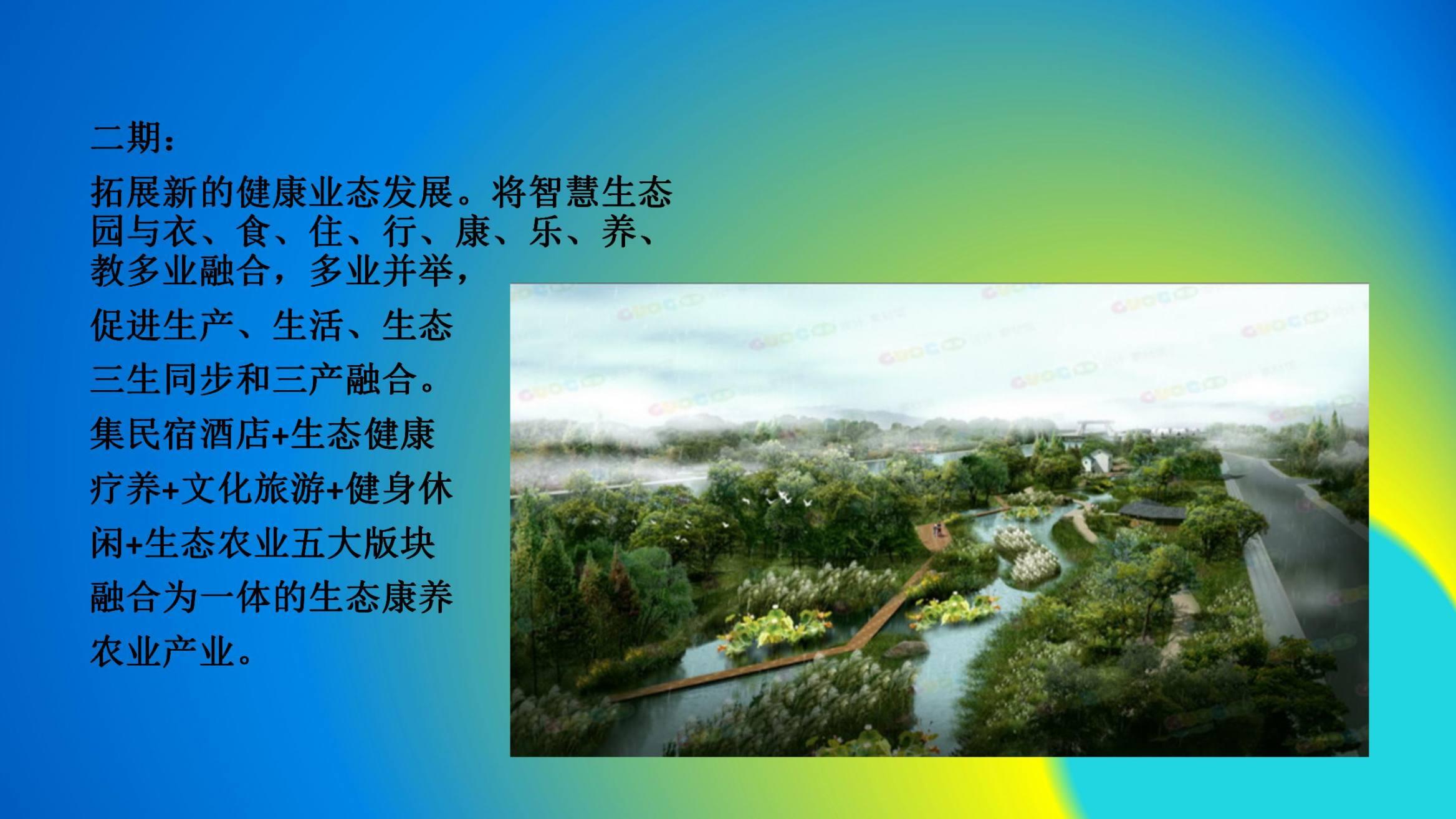 沈家船田园水乡智慧生态园 (1)