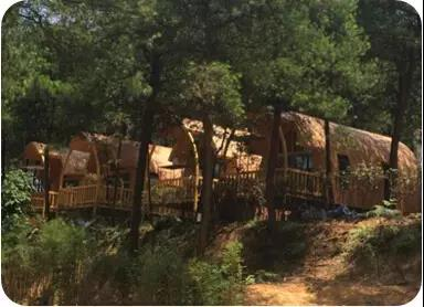 玉峰山房车营地3