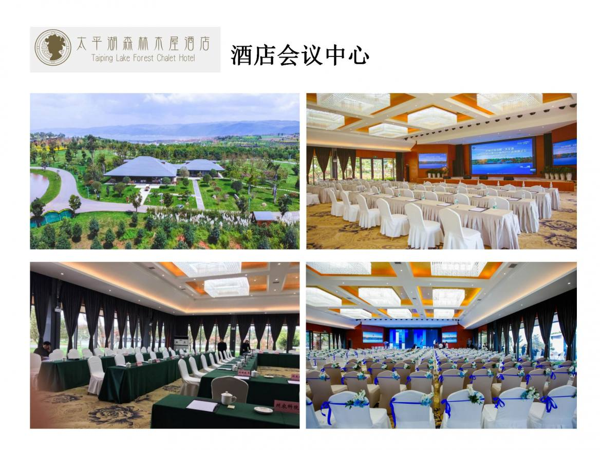 太平湖森林木屋酒店房车露营地 (1)